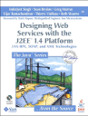 Designing Web Services Book cover image